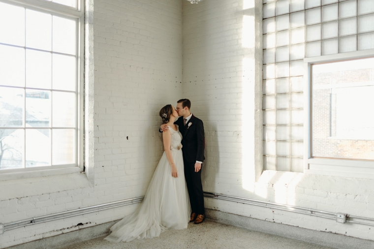 Cotton Factory Wedding Hamilton