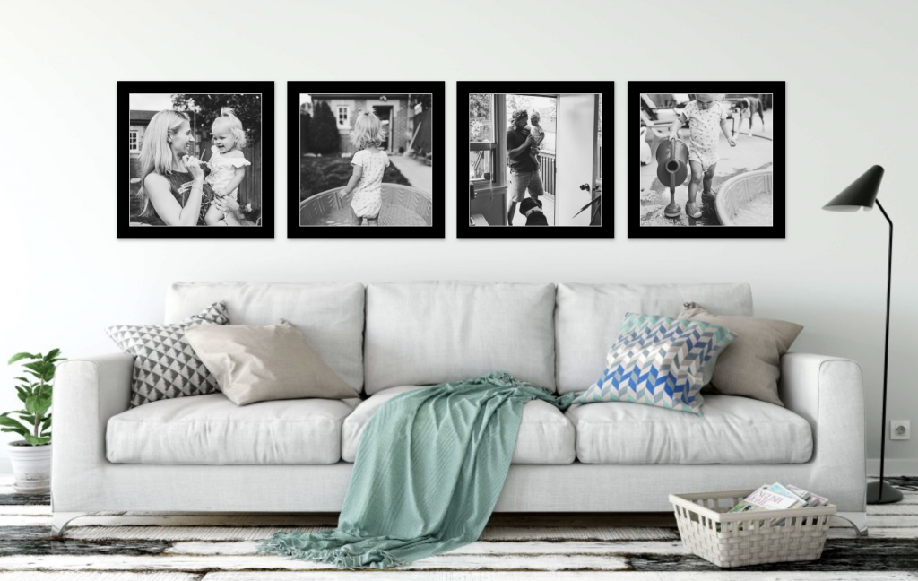 Cambridge Family Photographer wall art